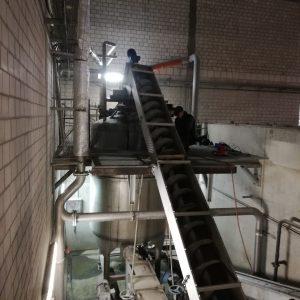Förderschnecke Biogasanlage