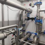 Rohrleitungsbau Trinkwasserhochbehälter Laubhagen (Sauerland)