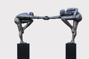 Skulptur als Symbol