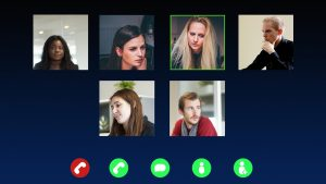 Video-Konferenz, Beitrag vom September 2021